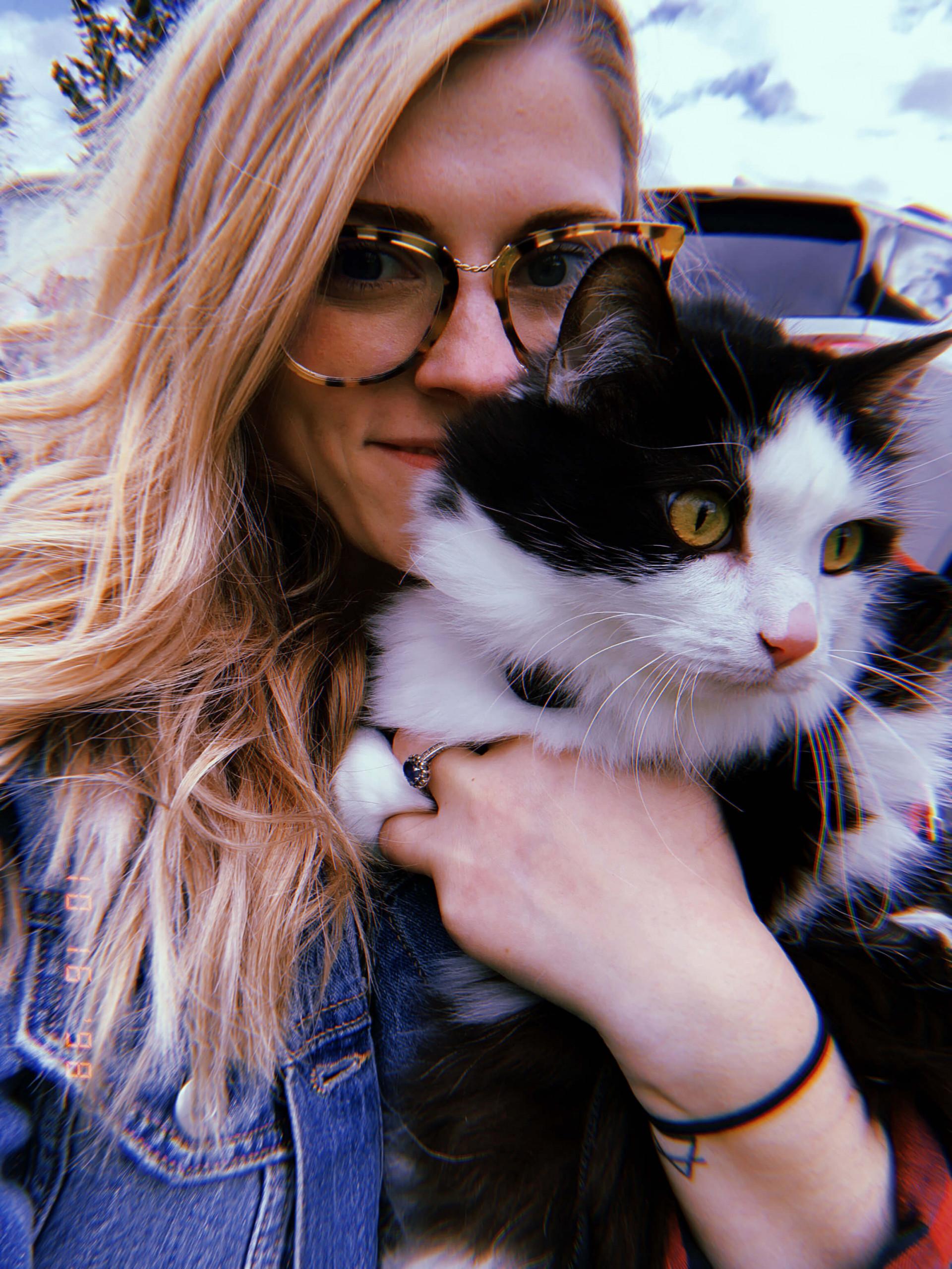 Morgan, Veterinary Technician